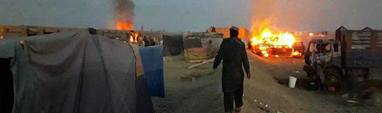 گزارش سازمان ملل: تلفات جدی غیرنظامیان در حملات هوایی بر مراکز مواد مخدر در ولایت فراه