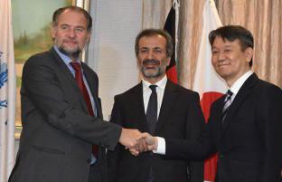 کمک جدید ۲٫۷ میلیون دالری جاپان برای تقویت کمکهای برنامه غذایی جهان در افغانستان