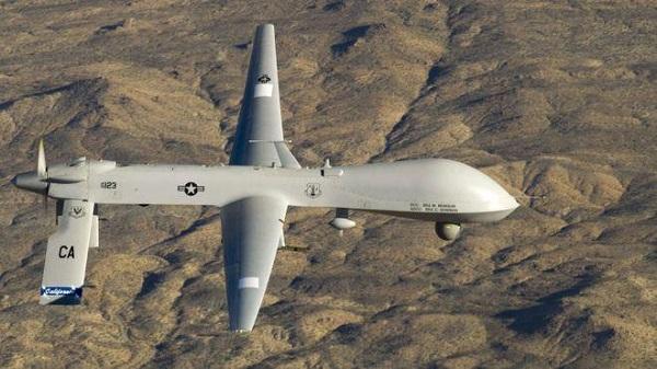 ایالات متحده تاکنون 5431 بمب را در مأموریت جنگندههای بیسرنشین در افغانستان پرتاپ کرده است که در مقایسه به آمار سال گذشته، پیشی گرفته است.