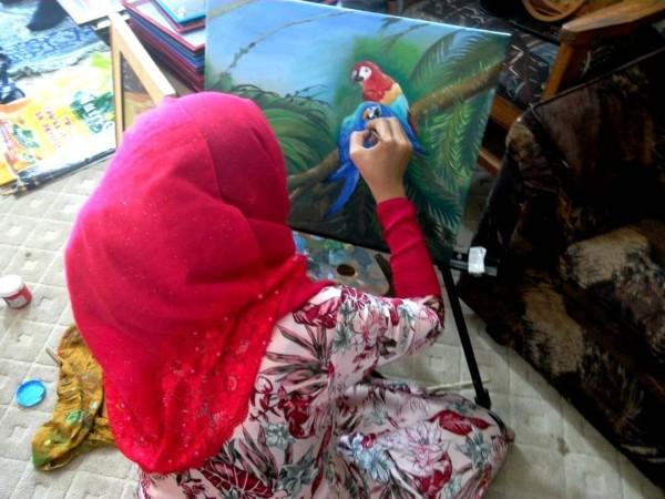 آنچه اکنون زمینه را برای خواسته آرزو محدود کرده نداشتن و نبودن دانشکده هنرهای زیبا در .این ولایت است