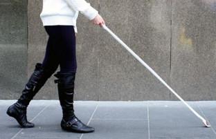 روز جهانی عصای سفید؛ راه اندازی مرکز مطالعات آموزش نابینایان ابتکار تازه کمیسیون حقوق بشر