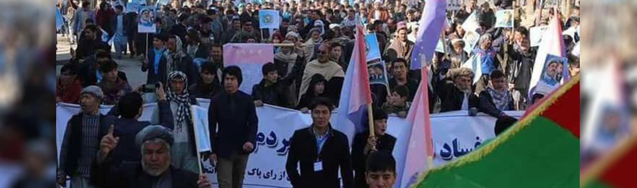 از قدردانی عبدالله از معترضین تا هشدار به ادامه اعتراض هواداران ثبات و همگرایی