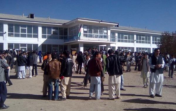 در دانشگاه دولتی بامیان 7 هزار دانشجو مشغول به تحصیل است که در 7 دانشکده و 136 دیپارتمنت تقسیم شده است.