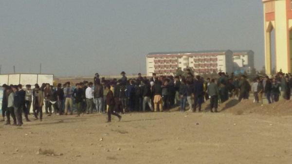 تجلیل از روز جهانی دانشجو در بلخ با درگیری گذشت.