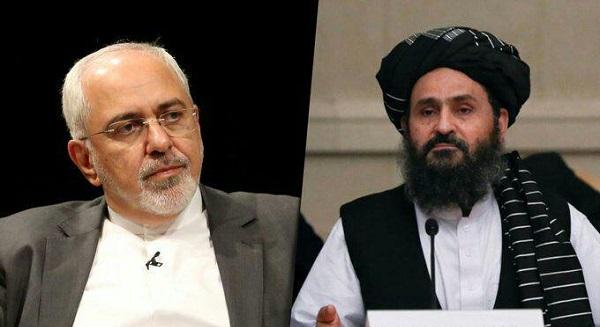iran taliban