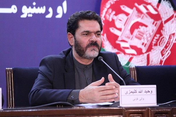 wahidullah kalimzai