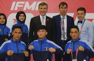 مویتای قهرمانی آسیا؛ ۴ مدال و تندیس بهترین داور آسیا از آن افغانستان