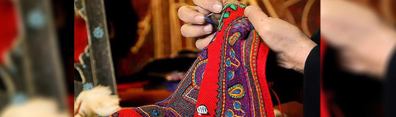 صنایع دستی؛ شغلی پر چالش، اما پرطرفدار میان زنان کابل
