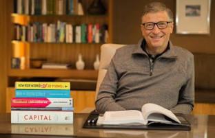 کلید همکاری با بیل گیتس، مطالعه این دو کتاب است