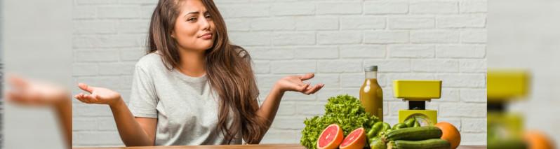 ۸ اشتباه رایج که در حین کاهش وزن مرتکب می شویم