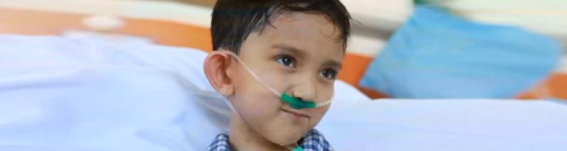 مرگ ۳۰ درصد از کودکان مبتلا به سوراخ قلب؛ ابتکار هلال احمر و ضرورت توجه به این بیماری در افغانستان