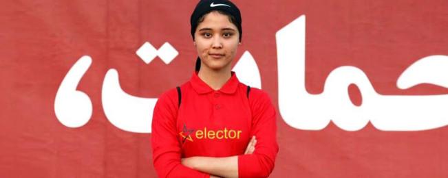 نسرین اصغری؛ دنیای مهاجرت و محدودیتهایی که برای او پلهیی است برای شرکت در المپیک ۲۰۲۰
