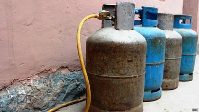 طی چند روز اخیر قیمت گاز مایع در کابل به گونه سرسام آوری افزایش یافته است