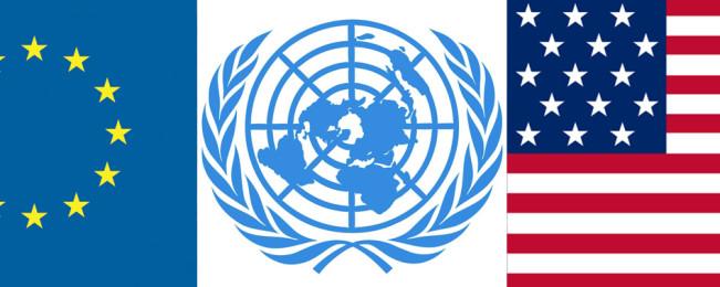افزایش تنش های سیاسی و ورود متحدان خارجی؛ گروه حمایت از انتخابات: حکومت وحدت ملی باید به کار خود ادامه دهد