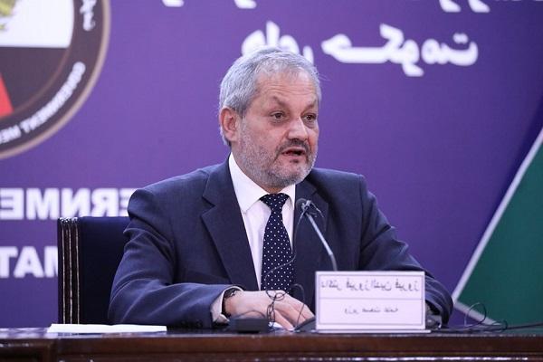 """فیروز الدین فیروز، وزیر صحت عامه کشور گفت: """"ما با در نظر داشت منافع و امنیت ملی کشور در مشورت با شورای امنیت ملی، وضعیت اضطرار را در هرات اعلام مینماییم."""""""