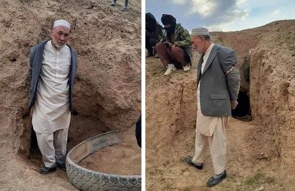 در سومین روز کاهش خشونت ها، مقام های محلی تایید کرده بودند که ولسوال دره صوف بالا در ولایت سمنگان همراه دو تن دیگر از سوی طالبان ربوده شده اند.