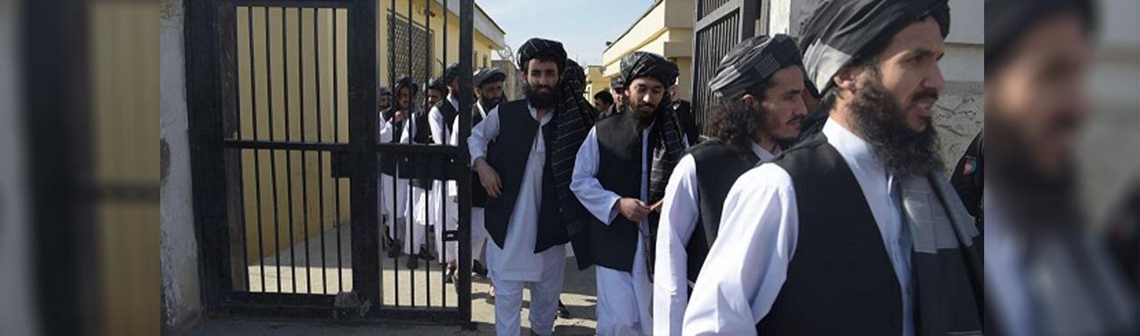 زندانیان طالبان آزاد نشد؛ طرف طالبان آمریکا است. آمریکاییها کیست؟