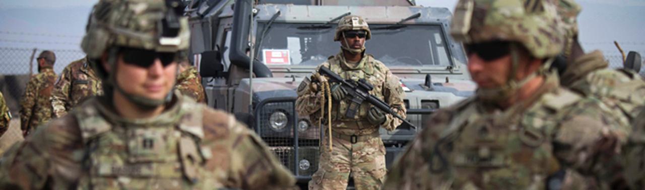 آمادگیها برای خروج؛ شبکهی عملیات ویژه به عنوان ستونِ امنیتی در افغانستان عمل خواهد کرد