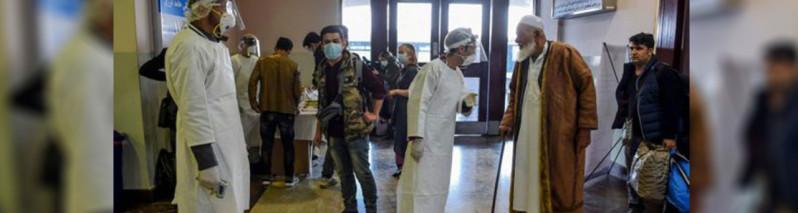 تازههای ویروس کرونا؛ افغانستان در کجا قرار دارد؟