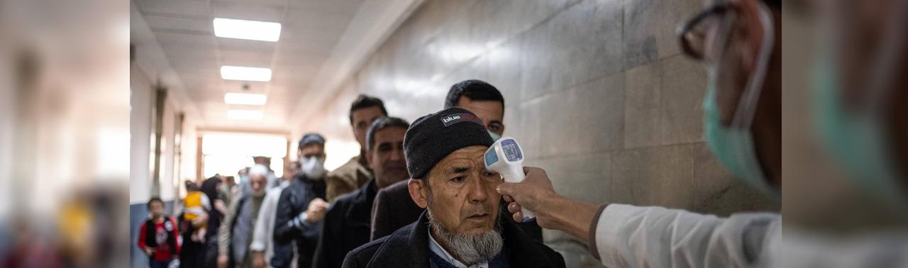 روزنگاری کرونا ویروس در افغانستان (۲۳)؛ از ثبت ۵۰ مورد جدید مبتلایان تا تحویل دومین محموله مواد بهداشتی