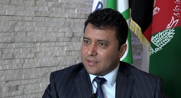 بابر فرهمند، معاون اول عبدالله عبدالله در انتخابات