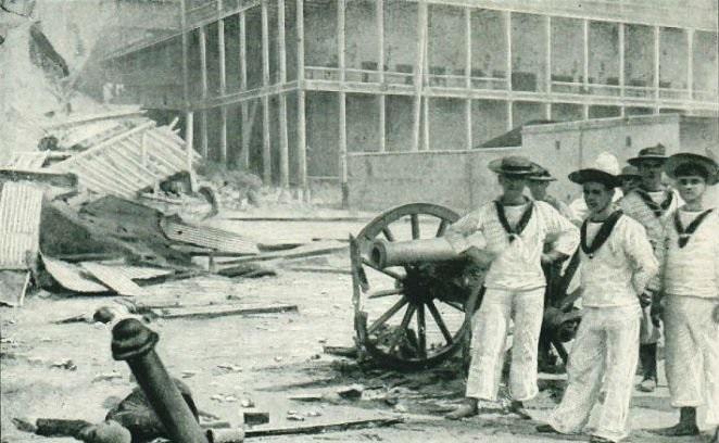 جنگ انگلیس- زنگبار بین بریتانیا و منطقهی سلطاننشین زنگبار در تاریخ ۲۷ آگست ۱۸۹۶ رخ داد.