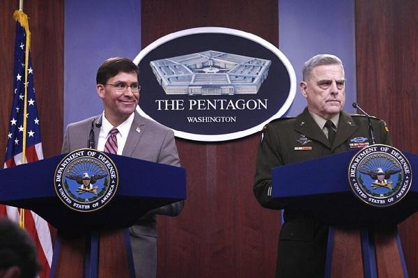 us militry leaders