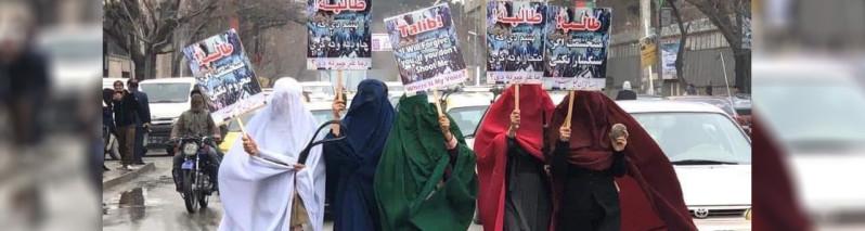 از کابل تا نیویورک؛ کمیپن های زنان افغان در میانه روند صلح چه مسائل را پوشش می دهد؟
