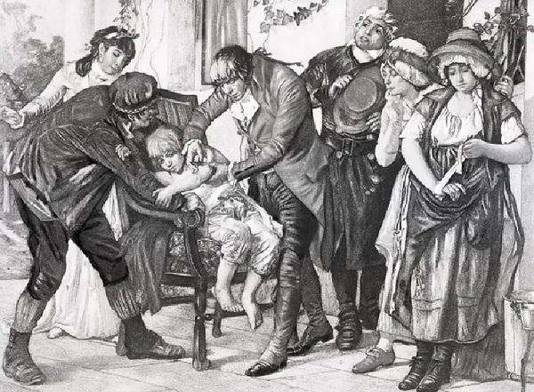 تاریخنویسان حدس میزنند که این بیماری نیمی از جمعیت جهان را به کام مرگ کشید.