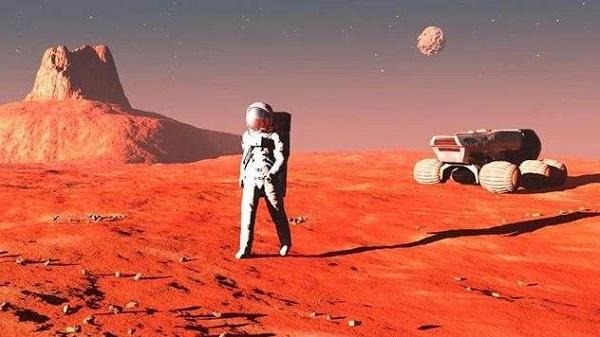 اولین ماموریت انسان در مریخ