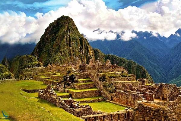 ماچو پیچو یکی از زیباترین سایتهای باستانی جهان، در سال ۱۹۱۱ کشف شد.