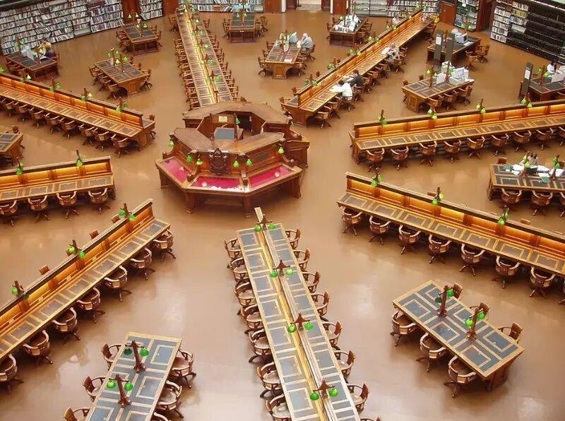 Victoria-State-Library
