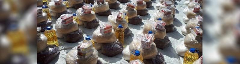 نیکوکاری در زمانه کرونایی (۹)؛ دکتر ابراهیم جعفری، خانواده افغانایت و  یاری رسانی به ۱۵۰ خانواده نیازمند