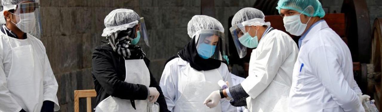 روزنگاری کرونا ویروس در افغانستان(۱۹)؛ از توقف آزمایش افراد مشکوک در بلخ تا تثبیت ۶۰ مورد جدید