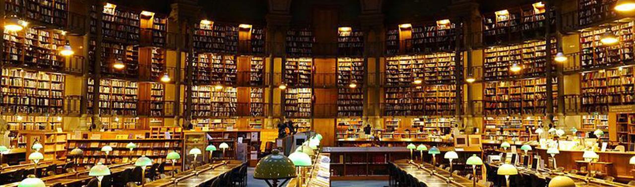 ۹ باشکوه ترین کتابخانه جهان را بشناسید!