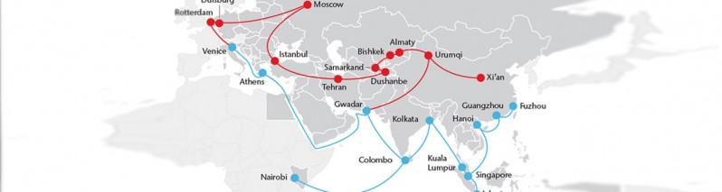 تعهد چین و افغانستان برای ترویج مشترک طرح یک کمربند- یک جاده