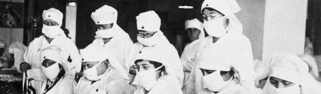 نگاهی به پاندمی ۱۹۱۸؛ پیامدهای خاتمه تعطیلی و فاصله گیری اجتماعی چیست؟