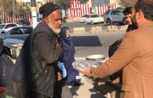 نیکوکاری در زمانه کرونایی (۱۴)؛ کمپین همدلی و کمک رسانی به ۶۰۰ خانواده کابلی