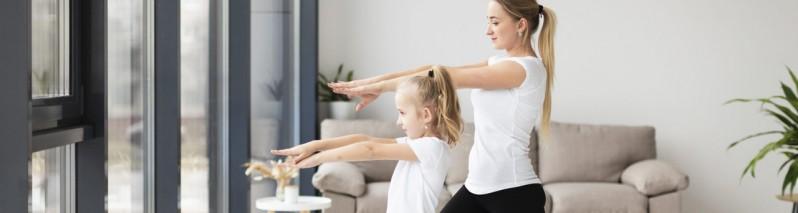 ورزش در خانه: ۱۰ تمرین ساده که به بدن تان فرم بدهید!