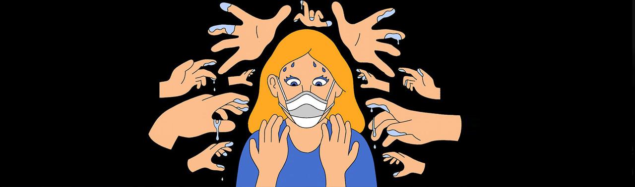 کرونا ویروس با لمس سطوح به آسانی منتقل نمی شود