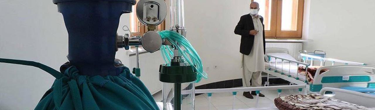 افزایش کرونا در کابل و ساخت سه شفاخانه جدید