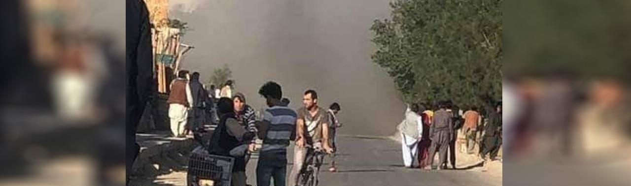انفجار ماین کنار جادهای در کابل سه زخمی برجای گذاشت