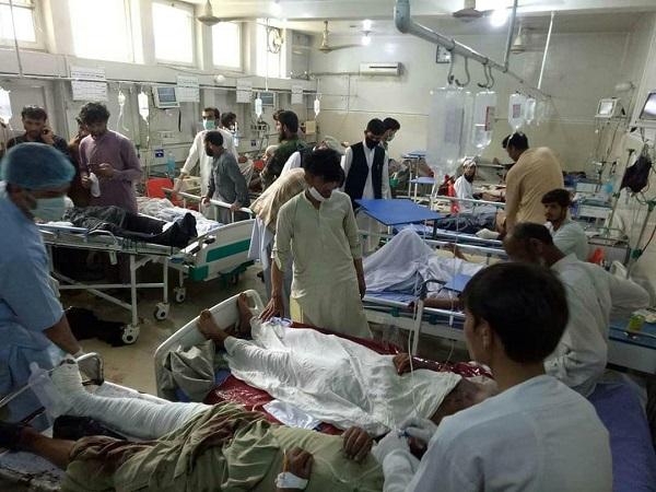 حمله انتحاری در ننگرهار