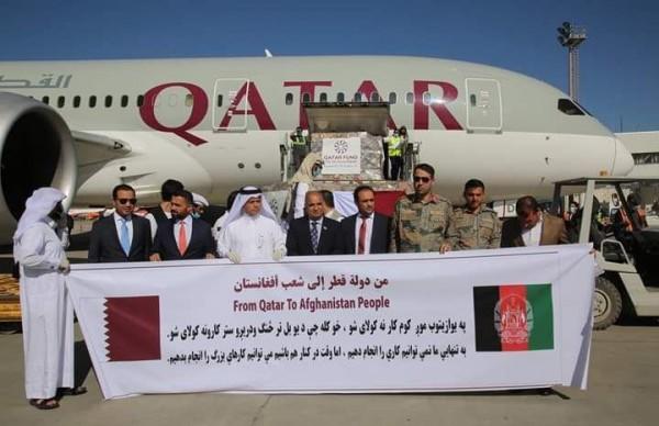 وزارت صحتعامه کشور اعلام کرده که قطر ۸.۵ تن تجهیزات و ضروریات طبی که از آن در مبارزه با ویروس کرونا استفاده میشود، به این وزارت کمک کرده است