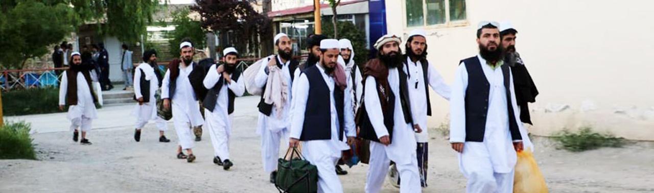 ادامه رهایی زندانیان؛ طالبان: فهرست رهایی زندانیان از سوی حکومت دقیق نیست