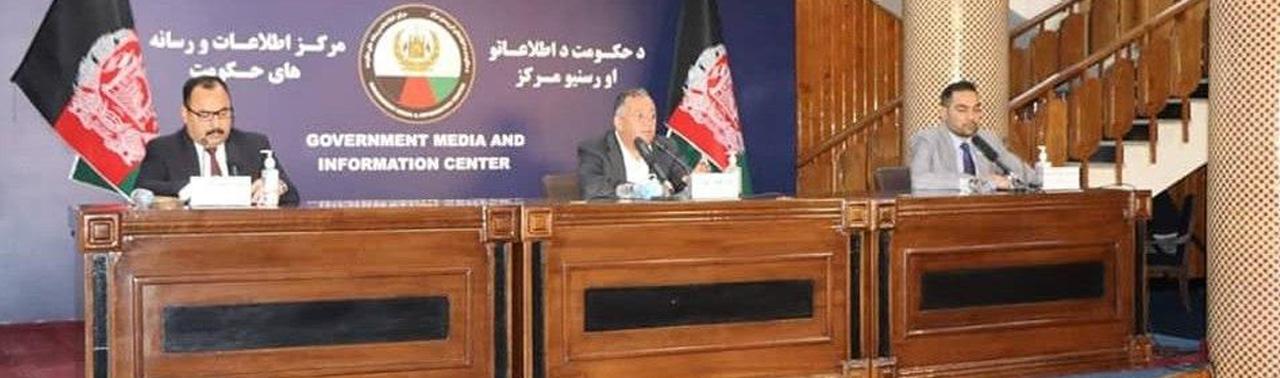 پرداخت پول یک دوره برق و آب ۳۵۰ هزار خانواده را در کابل از سوی کمیته مبارزه با کرونا