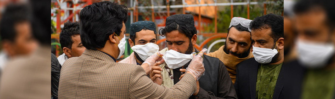 کابل غرق در کرونا؛ آیا احتمال ابتلای ۱ میلیون شهروند به کوید-۱۹ در پایتخت نزدیک است؟