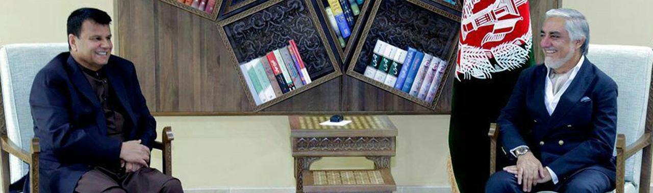 عبدالله: به زودی فهرست اعضای کابینه مربوط به سپیدار معرفی می شود