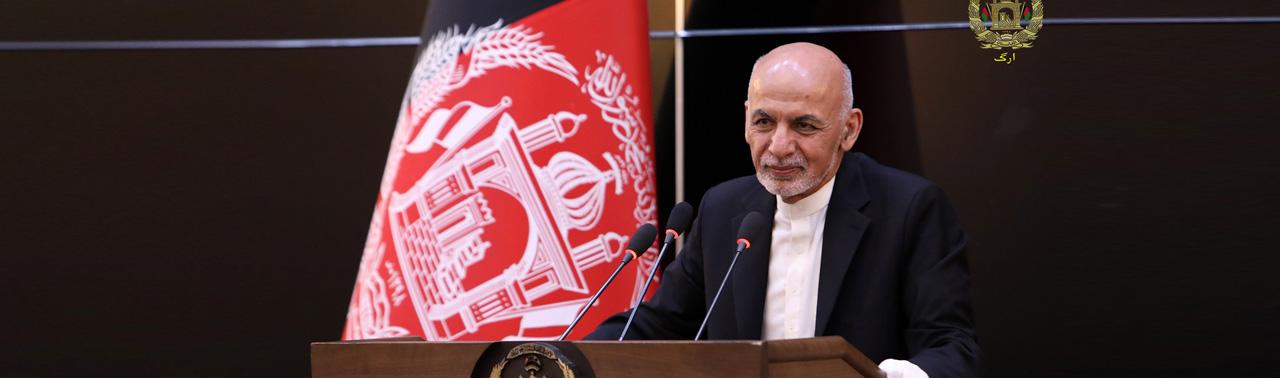 افتتاح برنامه دسترخوان ملی؛ بیش از ۹۰ درصد ملت افغانستان از این برنامه مستفید می شوند