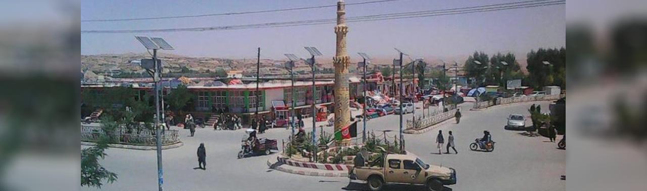 تداوم خشونت ها؛ ۷ نیروی پولیس در حمله طالبان در غور کشته شدند